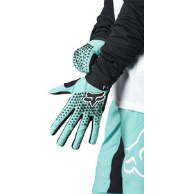 Fox Defend Gloves Women, teal